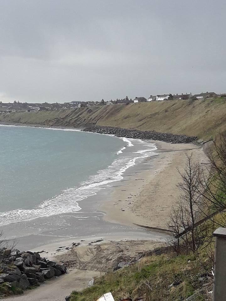 spiaggia e dune di sabbia