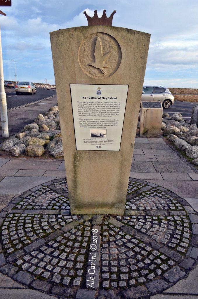 memoriale, anstruther, fife, scotland