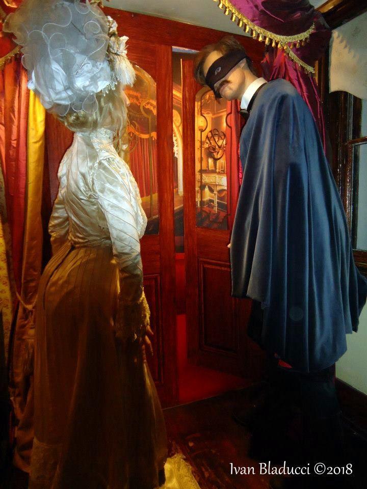 manichini al museo sherlock holmes